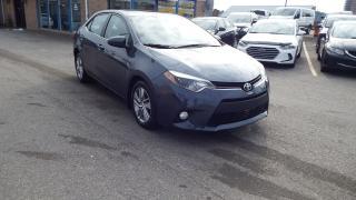 Used 2014 Toyota Corolla LE ECO/BACKUP CAMERA/SUNROOF/ HEATED SEATS/$9999 for sale in Brampton, ON