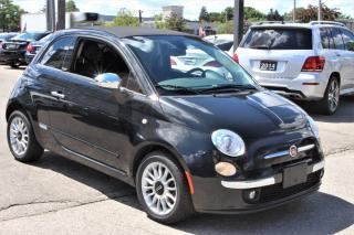 Used 2013 Fiat 500 Lounge for sale in Markham, ON