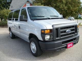 Used 2013 Ford Econoline XLT for sale in Stratford, ON