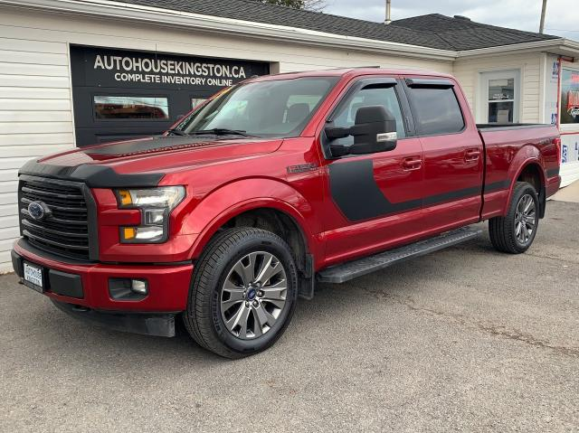 2017 Ford F-150 SPORT PACKAGE CREWCAB