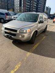Used 2009 Chevrolet Uplander for sale in Scarborough, ON