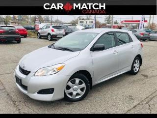Used 2010 Toyota Matrix *AUTO* / AC / NO ACCIDENTS for sale in Cambridge, ON