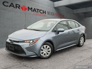 Used 2020 Toyota Corolla L / AC / NO ACCIDENTS for sale in Cambridge, ON