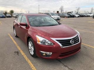 Used 2014 Nissan Altima 2.5 SV for sale in North York, ON