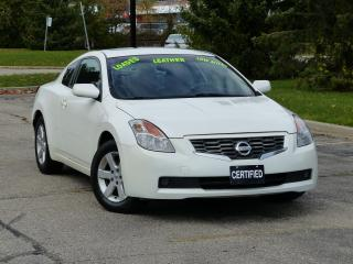 Used 2008 Nissan Altima 2.5 S,LEATHER,SUNROOF,ALLOY,BOSE AUDIO,FULL OPTION for sale in Mississauga, ON