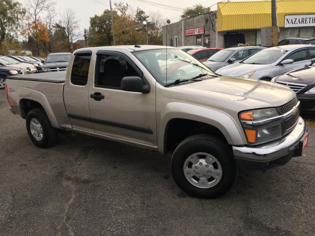 2008 Chevrolet Colorado LT/ EXT CAB/ AUTO/ 4X4/ ALLOYS/ PWR GROUP!