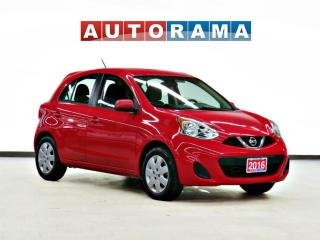 Used 2016 Nissan Micra SV Bluetooth for sale in Toronto, ON