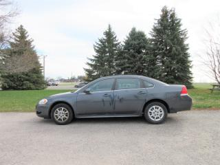 Used 2011 Chevrolet Impala LS V6 for sale in Thornton, ON