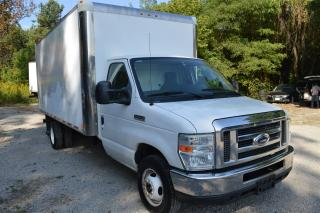 Used 2010 Ford E450 DIESEL CUBE VAN for sale in Richmond Hill, ON