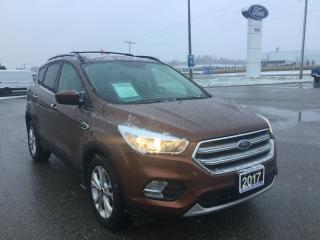 Used 2017 Ford Escape SE | FWD | Rear View Camera for sale in Harriston, ON