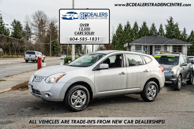 2010 Nissan Rogue S, Only 145k, Local, Very Clean & Inspected