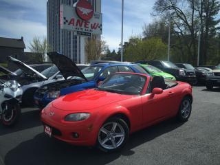 Used 2006 Mazda Miata MX-5 GT for sale in Cambridge, ON