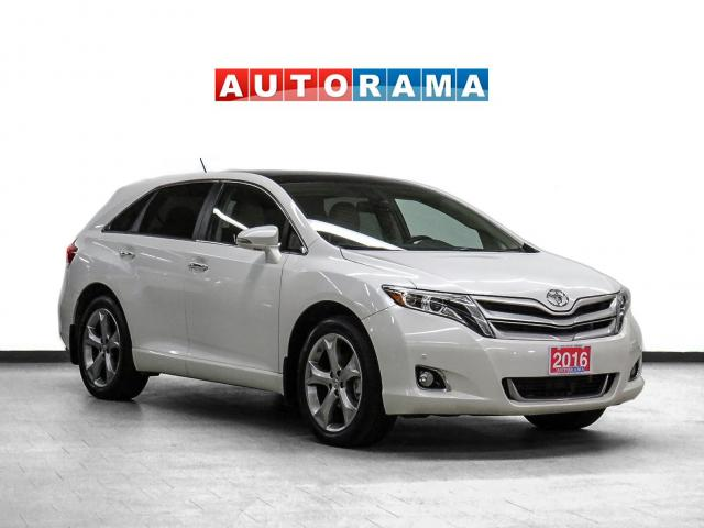 2016 Toyota Venza Limited 4WD Navigation Leather Pano-Sunroof BCam