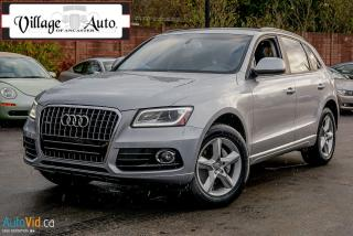 Used 2015 Audi Q5 2.0T Komfort for sale in Ancaster, ON