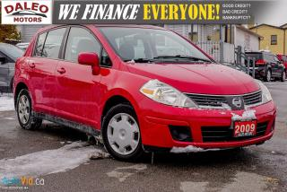 Used 2009 Nissan Versa 1.8 S for sale in Hamilton, ON