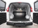 2013 Chevrolet Express 2500 2500HD Cargo 4.8L Loaded 4Dr Divider ONLY 27,000Km