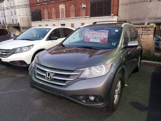 Used 2012 Honda CR-V EX for sale in Halifax, NS