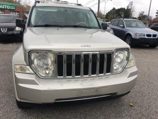 Used 2008 Jeep Liberty Limited Edition for sale in Scarborough, ON