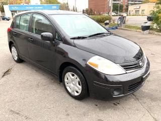 Used 2010 Nissan Versa 1.8 S for sale in York, ON