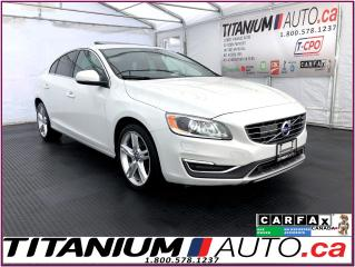 Used 2016 Volvo S60 AWD+Camera+Blind Spot+Lane Assist+Radar Cruise+XM+ for sale in London, ON