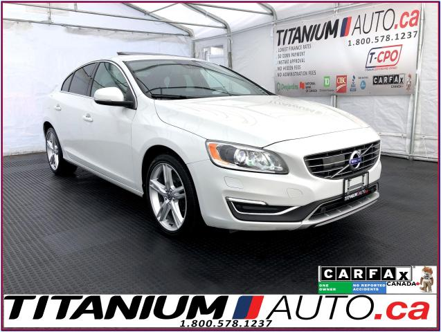 2016 Volvo S60 AWD+Camera+Blind Spot+Lane Assist+Radar Cruise+XM+