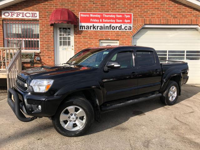 2015 Toyota Tacoma Crew 4x4 4.0 Litre 6 Speed Manual