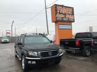 Used 2011 Honda Ridgeline EX-L**ONLY 124KMS**SUNROOF**LEATHER**CERTIFIED for sale in London, ON