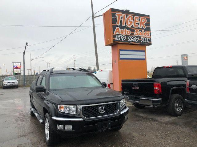 2011 Honda Ridgeline EX-L**ONLY 124KMS**SUNROOF**LEATHER**CERTIFIED