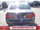 2014 BMW 3 Series 335I Xdrive 4D Sedan AWD 3.0L