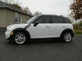 Used 2013 MINI Cooper Countryman S ALL4 for sale in Stoney Creek, ON