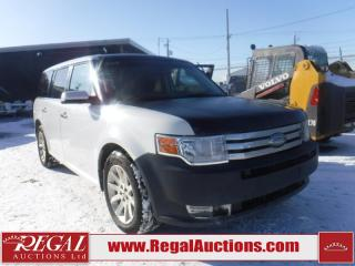 Used 2009 Ford FLEX SE 4D UTILITY FWD for sale in Calgary, AB