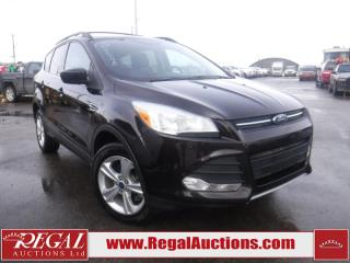 Used 2013 Ford Escape Sport 4D Utility AWD for sale in Calgary, AB