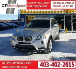 Used 2011 BMW X3 28i for sale in Calgary, AB