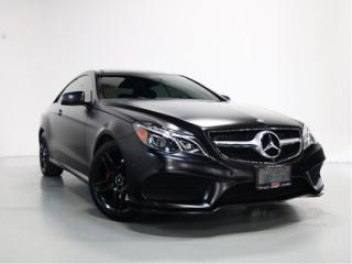 Used 2015 Mercedes-Benz E-Class E400 COUPE   AMG   4MATIC   PANO   NAVI for sale in Vaughan, ON