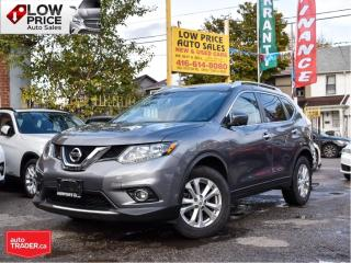 Used 2016 Nissan Rogue AWD*SVTech*Navi*Camera*BlindSpot&More! for sale in Toronto, ON