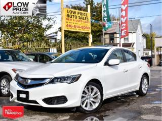 Used 2016 Acura ILX TECH*Navi*Camera*AllPwrOpti*HtdSeats*FullOpti* for sale in Toronto, ON
