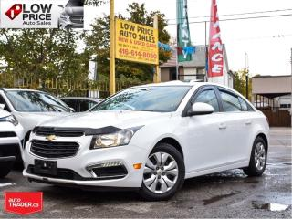 Used 2016 Chevrolet Cruze Sunroof*ReverseCamera*Automatic*Aircon*SuperClean* for sale in Toronto, ON