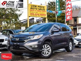 Used 2016 Honda CR-V AWD*SE*AllPowerOpti*HtdSeats*Camera*Bluetooth&Warr for sale in Toronto, ON
