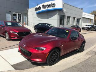 Used 2019 Mazda Miata MX-5 RF for sale in Toronto, ON