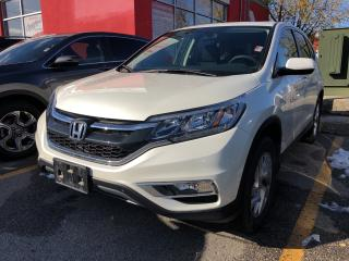 Used 2016 Honda CR-V EX, awesome mileage for sale in Toronto, ON