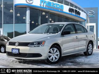 Used 2012 Volkswagen Jetta Sportline 2.5 6sp at w/Tip for sale in Mississauga, ON