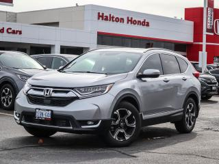 Used 2019 Honda CR-V TOURING|DEALER USED DEMO VEHICLE for sale in Burlington, ON