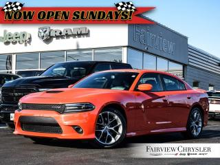 Used 2019 Dodge Charger GT l SUNROOF l REMOTE START l HEATED SUEDE l for sale in Burlington, ON