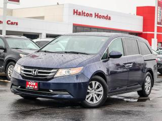 Used 2016 Honda Odyssey EX|SERVICE HISTORY ON FILE|ONE OWNER for sale in Burlington, ON