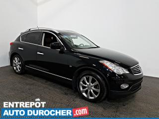 Used 2015 Infiniti QX50 AWD Automatique - A/C - CUIR  - Sièges Chauffant for sale in Laval, QC