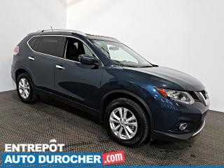 Used 2016 Nissan Rogue SV AWD TOIT OUVRANT - A/C - Caméra de Recul for sale in Laval, QC