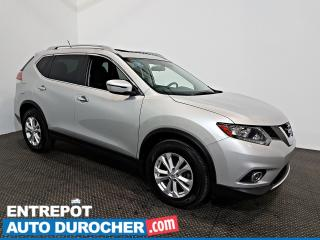 Used 2016 Nissan Rogue SV AWD TOIT OUVRANT - A/C - Sièges Chauffants for sale in Laval, QC