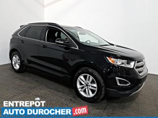 Used 2016 Ford Edge SEL AWD NAVIGATION - A/C - Sièges Chauffants for sale in Laval, QC