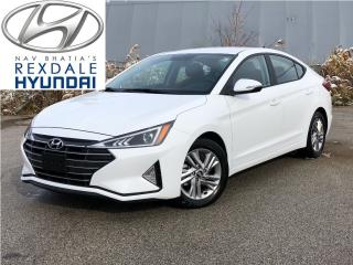 Used 2019 Hyundai Elantra PREFERRED AUTO for sale in Toronto, ON