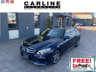 Used 2016 Mercedes-Benz E-Class FULLY LOADED- E250 BlueTEC 4MATIC for sale in Nobleton, ON
